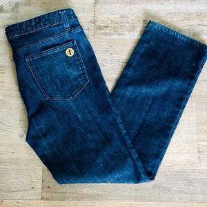 Tory Burch Tory Skinny Jean Blue Jeans NWOT
